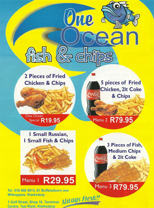 One Ocean Fish & Chips