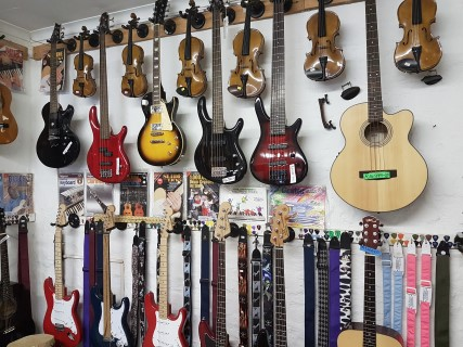 Guitar Man Music School & Shop