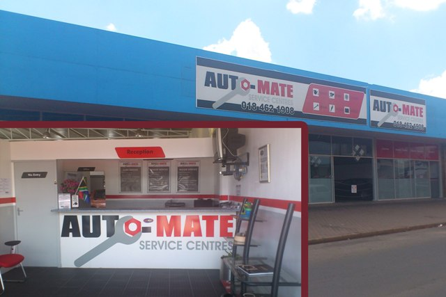Auto-Motive Service Centre (formerly known as Auto-Mate)